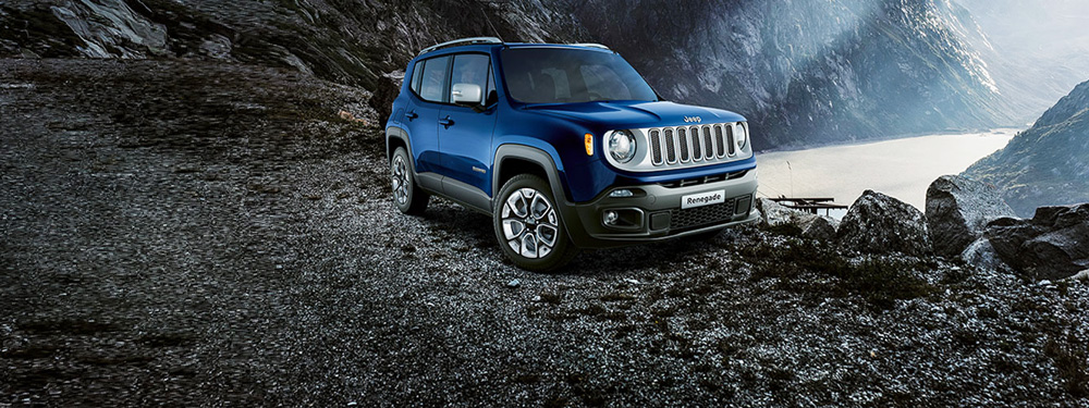 Jeep Renegade Freedom